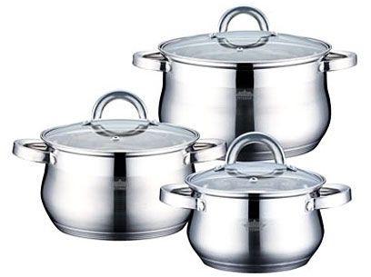 Набор посуды 6 предметов Peterhof PH-15237