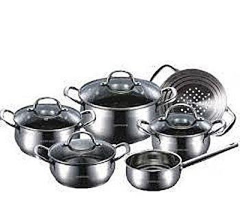 Набор посуды Bohmann BH 1040 10 предметов