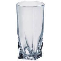 Набор стаканов Bohemia Quadro 350мл 6шт. b2k936-99A44