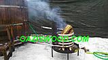 Офуро, фурако, японская баня, купель с наружной печью Hot Tub , фото 3