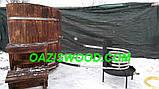 Наружная печь Hot Tub для офуро, фурако, японской бани, купелей, фото 4