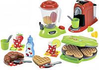 """Набор Ecoiffier """"Техника для кухни Chef"""" с посудой и продуктами (002624)"""