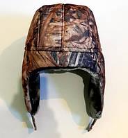 Шапка-ушанка зимняя для охоты Камыш (р.L)