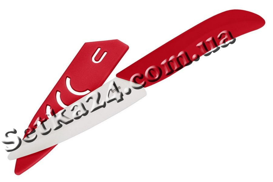 Нож керамический Smile SNC-7/3 (12,5 см)