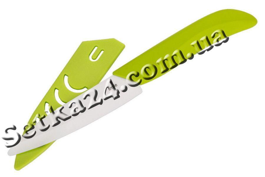 Нож керамический Smile SNC-7/4 (12,5 см)