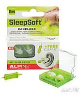 Беруши для сна Alpine SLEEPSOFT, 1 пара
