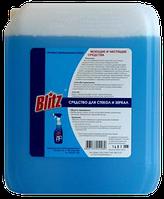 Средство для мытья стекол и зеркал BLITZ, 5 л