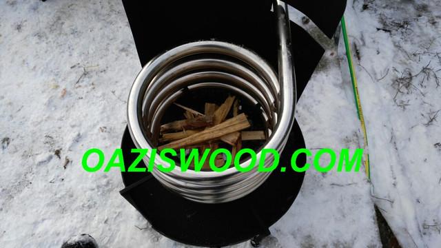 печь для офуро, фурако, японской бани, купели, hot tub
