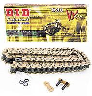 Приводная цепь 50VX Gold DID 50(530)VX G&B - 114ZB