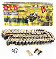 Приводная цепь 50VX Gold DID 50(530)VX G&B - 122ZB