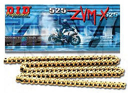 Приводний ланцюг 525ZVM-X Gold DID 525ZVM-X G&G - 108ZB