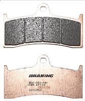 Тормозные колодки Braking 801CM55