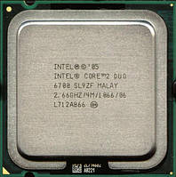 Intel Core 2 Duo E6700 2.66GHz/4M/1066
