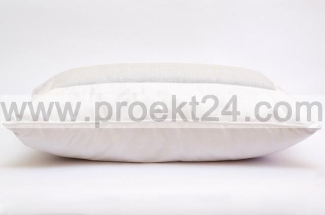 Ортопедическая подушка из гречихи