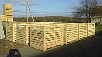 Контейнер деревянный 1600х1200х1200