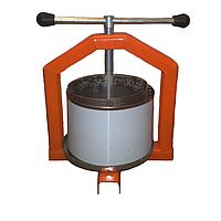 Пресс для сока ручной 10 л (нержавейка) г. Полтава