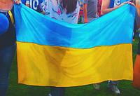 Флаг Украины, Прапор України 140х90 см