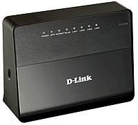 Бездротовий маршрутизатор D-Link DIR-300/A/D1