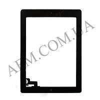 Сенсор (Touch screen) iPad 2 черный