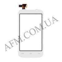 Сенсор (Touch screen) Prestigio 3400 MultiPhone PAP белый