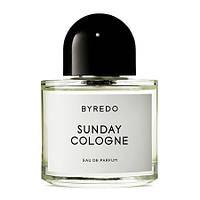 Byredo Sunday Cologne - Byredo Духи для мужчин и женщин Байредо Сандей Кологне Парфюмированная вода, Объем: 50мл