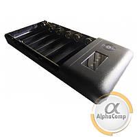 Корпус Power BANK (без АКБ, 6×18650) AILI, out 3.7/5/6/9/12V, black SU6BL
