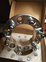 Проставки колесные (расширители колеи) 30мм.6x139.7