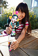 Monster High Skelita Calaveras Collector Doll  Кукла монстер хай Коллектор Скелита Калаверас