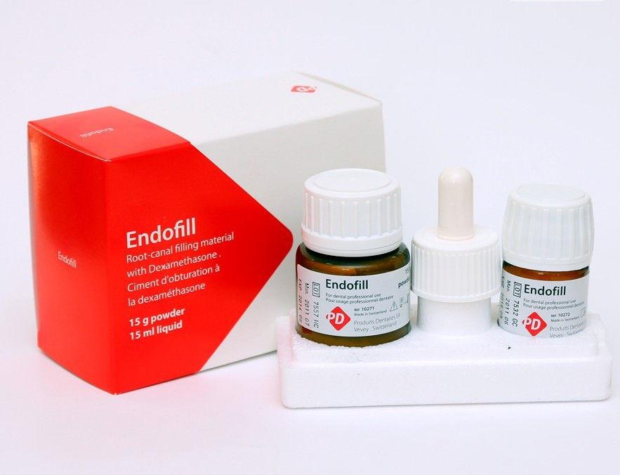 Эндофил (Endofill), набір 15г + 15мл