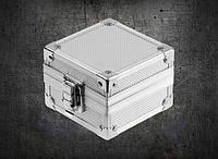 Алюминиевая противоударная коробка для часов