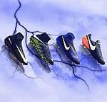 Новая коллекция Nike Dark Lightning Pack