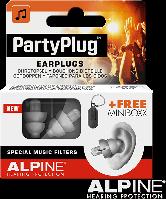 Беруши для вечеринок Alpine PARTYPLUG