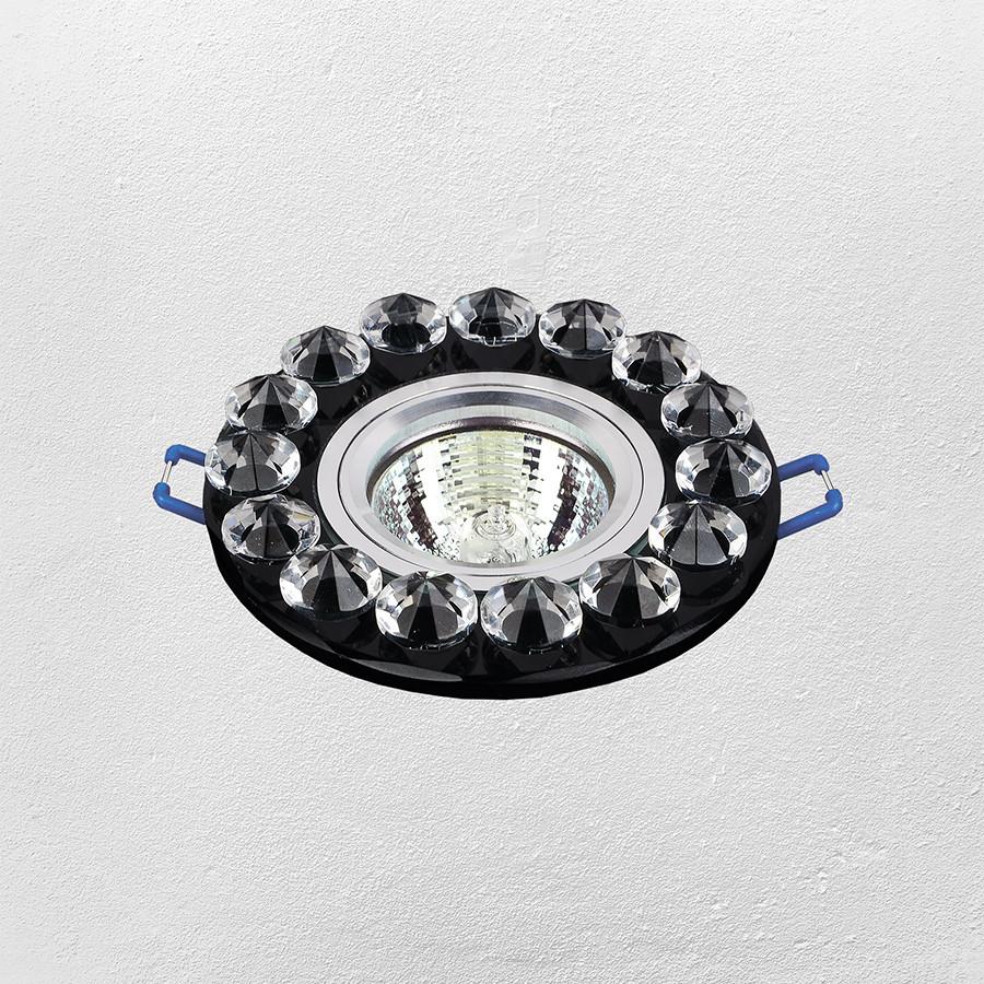 Точечный врезной светильник (модель 16-098 )