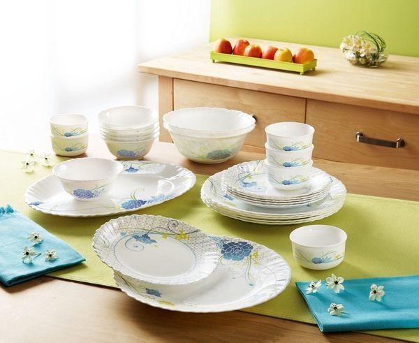 Сервиз столовый Arcopal Daliane L5289, 26+6 предметов