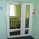 Вхідні двері металопластикові, фото 8