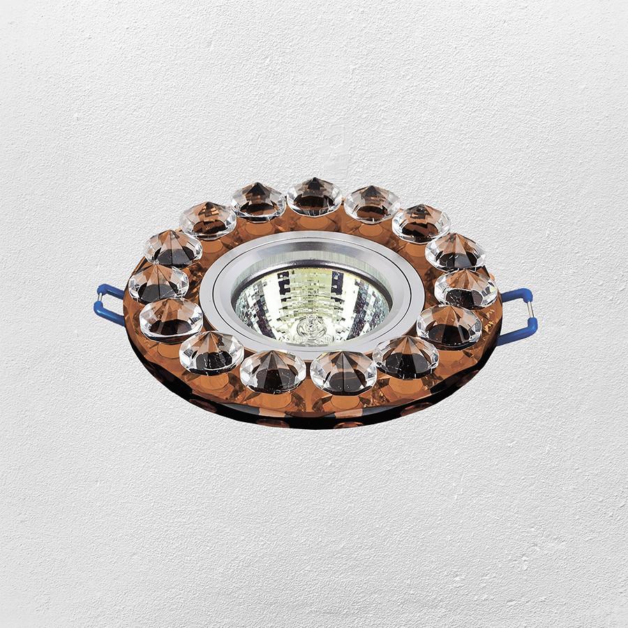 Точечный врезной светильник (модель 16-099 )