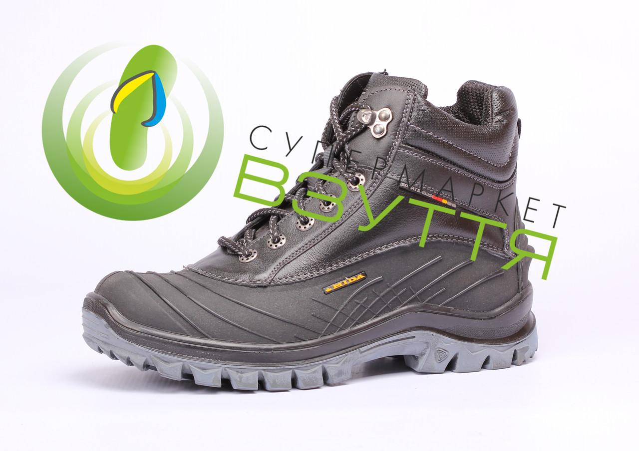 Кожаные  ботинки Mida 14828 43 размер