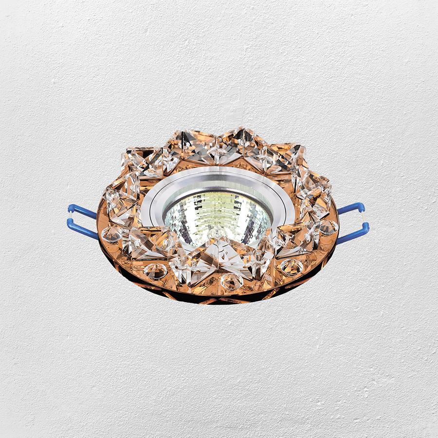 Точечный врезной светильник (модель 16-109 )