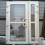 Вхідні двері металопластикові, фото 6