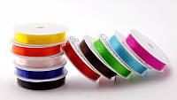 Силиконовая нитка резинка разноцветная