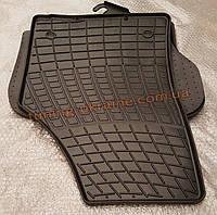 Коврики в салон резиновые Stingray 2шт. для Hyundai Santa Fe 3 2013