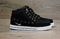 Зимние мужские кроссовки Nike High Top Fur