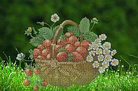 Схема для вышивки бисером Сладкий урожай