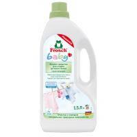 Жидкий порошок Frosch для детского белья 1,5 л (4009175924087)