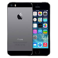 """Смартфон  iPhone 5S 4"""" 1/16 Гб 8/1,2 Мп рефреш (без отпечатка) black черный оригинал Гарантия!"""