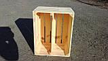 Ящик яблочный с перегородкой, фото 2