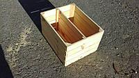 Ящик яблочный с перегородкой