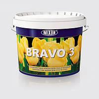 Глубокоматовая краска для стен и потолков  BRAVO 3  5л