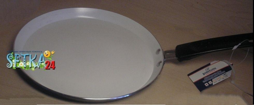 Сковорода для блинов Bohmann BH-2920 WCR 20 см