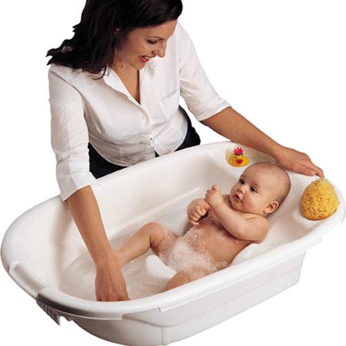 Ванночки, горки для купания